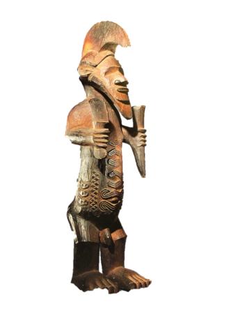 Fétiche d'ancêtre - Mukuya (Collection Robert et Raoul Lehuard)