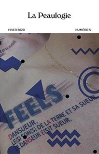Couverture du numéro 5 de la revue La Peaulogie.